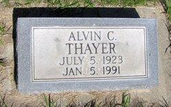 Alvin C. Thayer