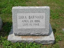 Sara Barnard
