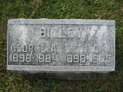 Esther Mary <i>O'Brien</i> Bigley