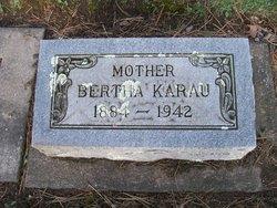 Bertha Lena <i>Buck</i> Karau