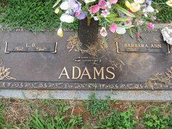 L D Adams