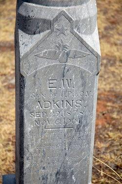 Elijah W. Adkins, Sr