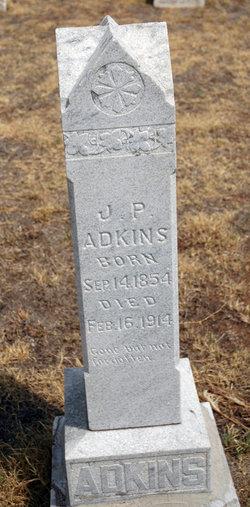 Joseph Preston J.P. Adkins