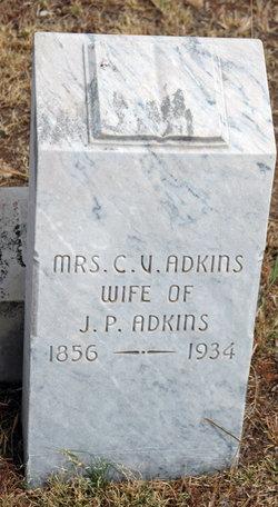 Caroline V. <i>Thomas</i> Adkins