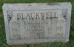 Ella H. Blackwell