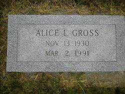 Alice L. Gross