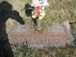 Elva M. <i>Brown</i> Alexander