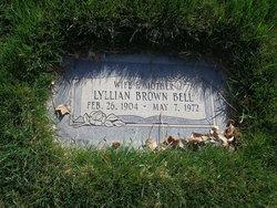 Lyllian <i>Brown</i> Bell