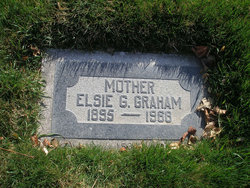 Elsie <i>G</i> Graham