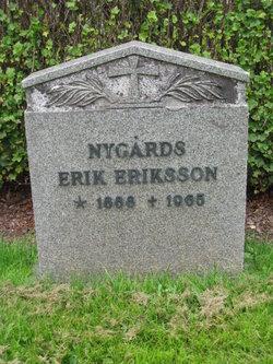 Nyg�rds Erik Eriksson