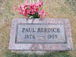Paul Berdick