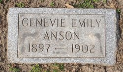 Genevie Emily Anson