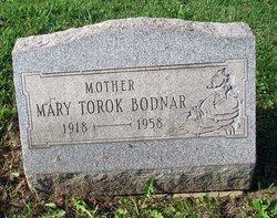 Mary <i>Torok</i> Bodnar