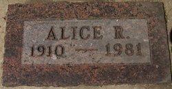 Alice Romona <i>Hainey</i> Erickson