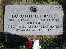 Dorothy Lee Bates