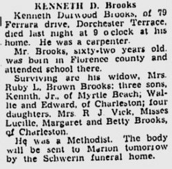 Kenneth Durwood Brooks