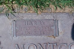 Harry Montgomery