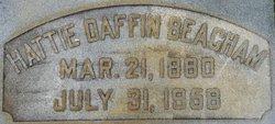 Hattie Daffin Beacham
