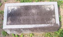 Mayme Shobert Ford