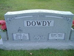 Basil A. Dowdy