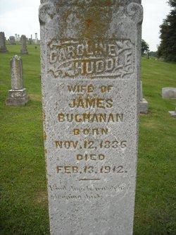 Caroline <i>Huddle</i> Buchanan