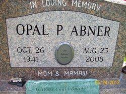 Opal Pearl <i>Head</i> Abner