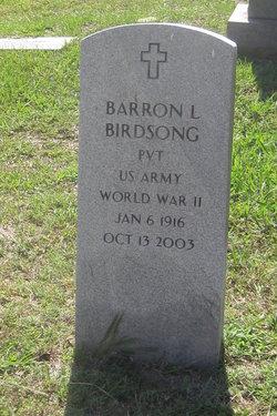 Barron L. Birdsong