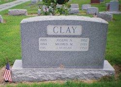 Mildred <i>Morgan</i> Clay