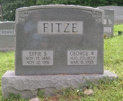 Effie Sophia <i>Tobery</i> Fitze