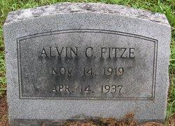 Alvin C Fitze