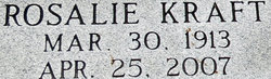 Rosalie <i>Kraft</i> Addkison