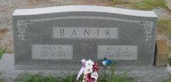 Willie J. Banik