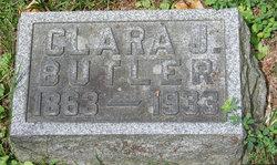 Clara J <i>Millet</i> Butler