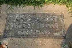 Mary Ethel <i>Hill</i> Anderson
