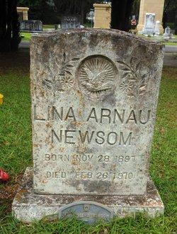 Lina <i>Arnau</i> Newsom