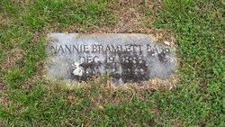 Nannie <i>Bramlett</i> Babb