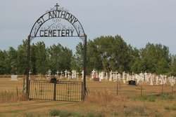 Saint Anthonys Cemetery