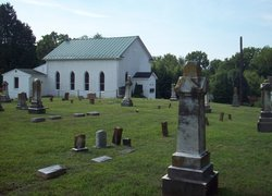 Hyattstown United Methodist Church Cemetery