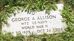 George Alexander Allison, Sr