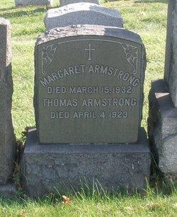 Margaret <i>Brown</i> Armstrong