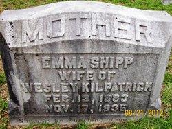 Emma E <i>Shipp</i> Kilpatrick
