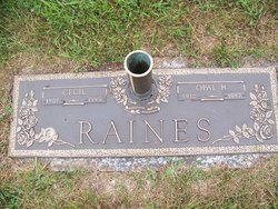 Cecil Raines