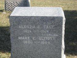 Alonzo E. Sage