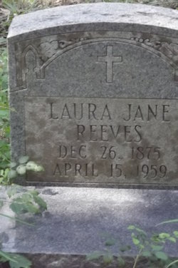 Laura Jane Reeves