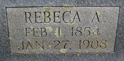 Rebecca Becky <i>Adams</i> Adams