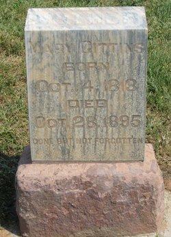 Mary Powell <i>Hadley</i> Gittins