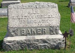 Sherman M Baker