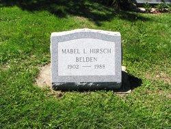 Mabel L. <i>Hirsch</i> Belden