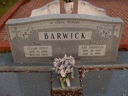 Ilee Cola <i>Edenfield</i> Barwick
