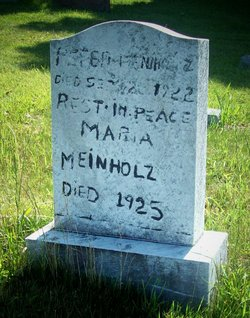 Maria Meinholtz